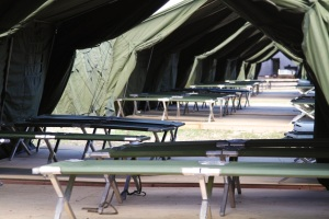 Picture of facilities at Nauru Detention Centre, available from: https://www.humanrights.gov.au/publications/forgotten-children-national-inquiry-children-immigration-detention-2014/12-children