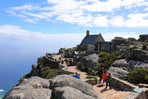 The view from Table Mountain, Cape Town (1)